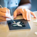 Traditional Japanese Craft Workshop at Suntory Museum of Art