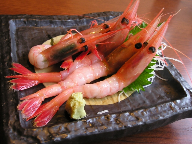 Amaebi/Sweet shrimp