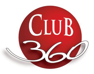Club 360 logo