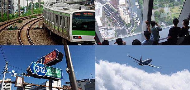Travel & Transportation in Japan