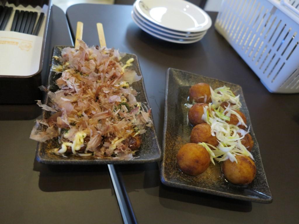 Manekineko food