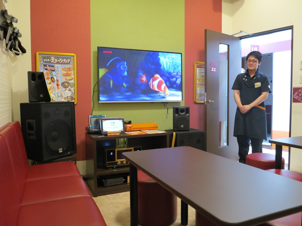 Jpn jk karaoke rooms 2 of 1