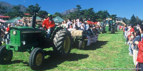 Paul Rusch Festival County Fair