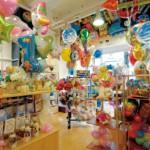 Balloon Shop Tuxedo Bear
