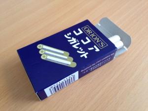 Cocoa Cigarette / ココアシガレット