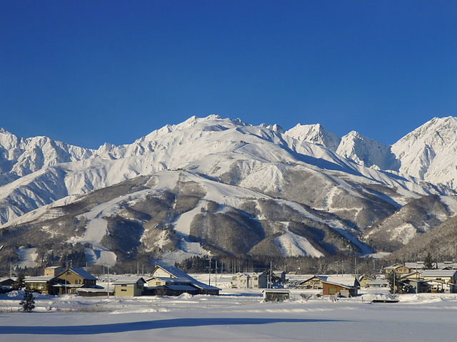 Hakuba Happo One Ski Resort