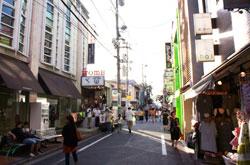 Photo_Kichijoji_Street