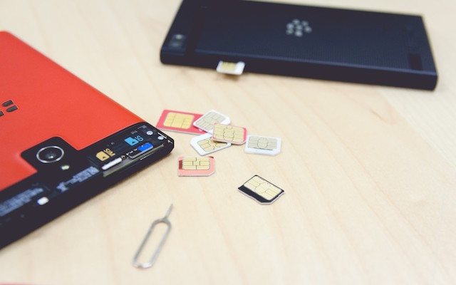 SIM Cards and Smartphones