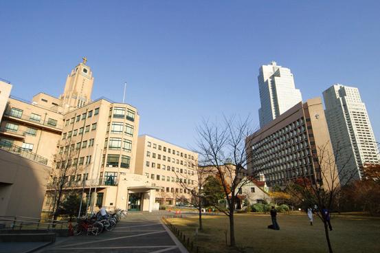 St. Luke's International Hospital | The Expat's Guide to Japan