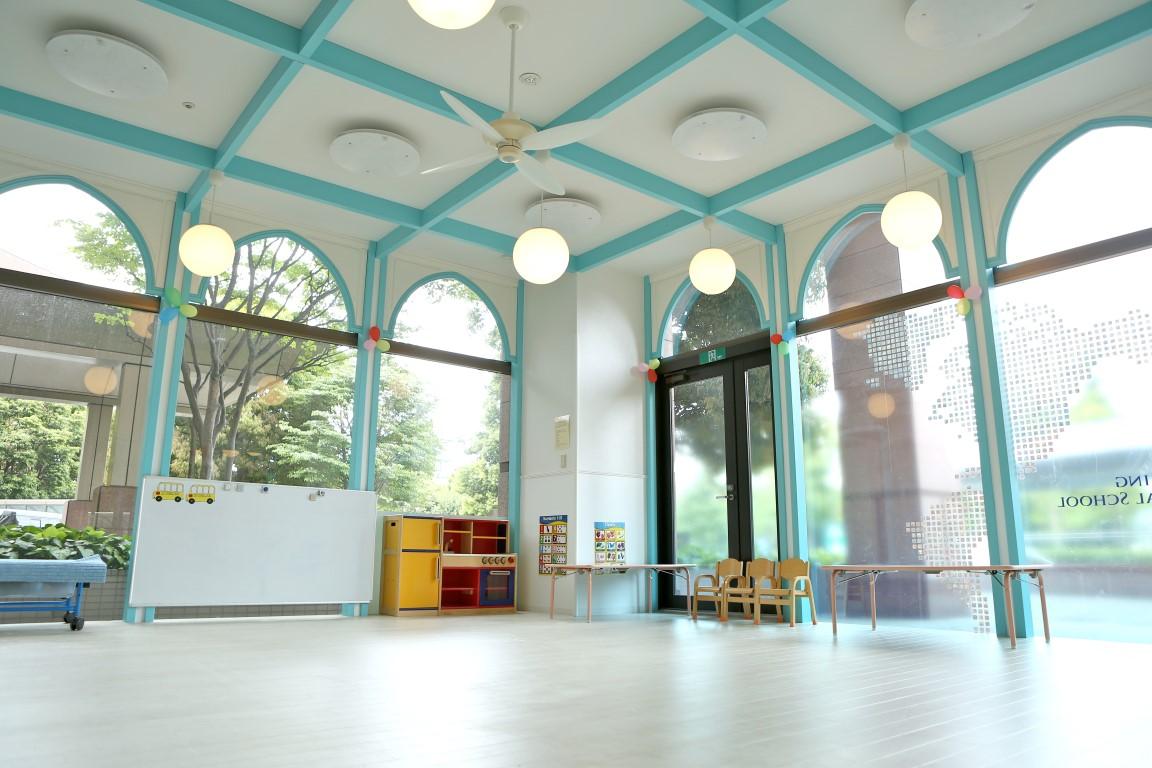 Poppins classroom