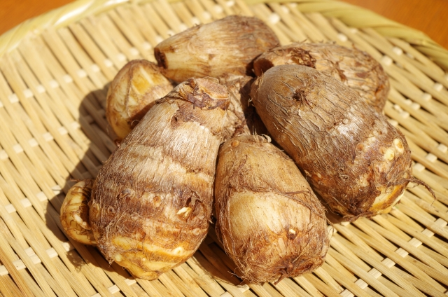 Satoimo (Taro Root)