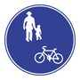 TrafficSign_Pedestrians_Bicycles