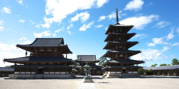 World Heritage: Horyuji Temple