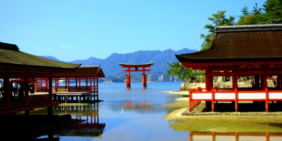 World Heritage: Itsukushima