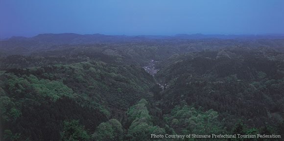 World Heritage Site: Iwami Ginzan