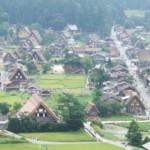 Shirakawa-go and Gokayama