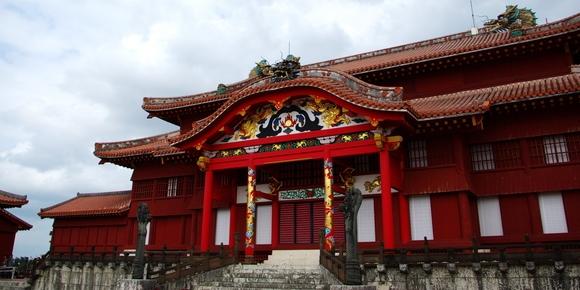 Gusuku Sites, Ryukyu
