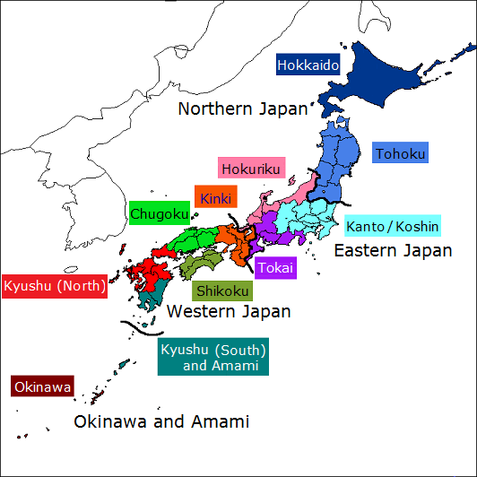 General Information on Climate of Japan