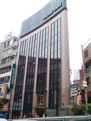montbell-shibuya