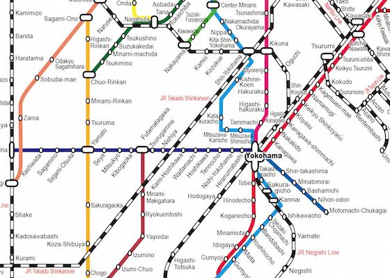 Rail Travel In Tokyo Yokohama The Expat S Guide To Japan